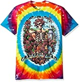 Photo de Liquid Blue Grateful Dead Rainbow Bertha Tie-Dye T-Shirt par Liquid Blue
