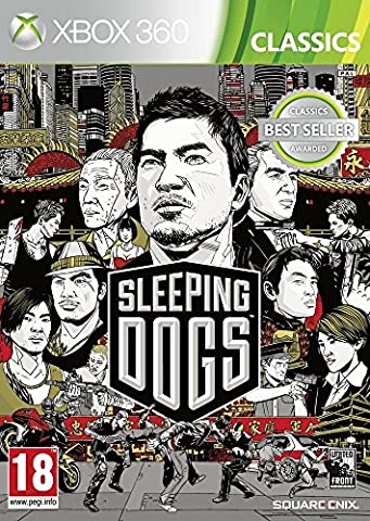 Mafia Xbox 360 - Sleeping Dogs -