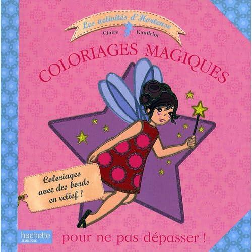 Coloriages magiques les activités d'Hortense