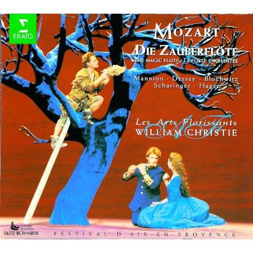 """Die Zauberflöte : Act 2 """"Die Strahlen Der Sonne Vertreiben Die Nacht"""" [Sarastro, Chorus]"""