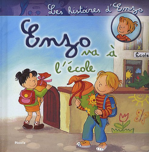 Enzo va à l'école par Christian Tielmann
