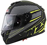 Best Cascos Integrales - NZI - Casco Integral Symbio 2 DUO Graphics Review