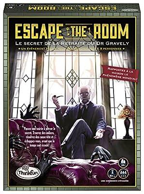 Ravensburger Jeu - Escape the Room-Secret Retrait, 76312