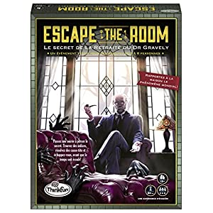 Ravensburger 76312 The Room-Secret Reception Escape Game
