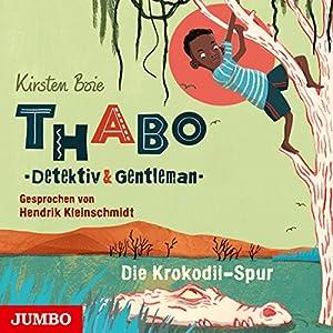 Die Krokodil-Spur: Thabo - Detektiv und Gentleman 2