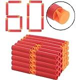 BOROK 60St. Darts Pfeile Nachfüllpack für Nerf Mega