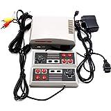 TrifyCore NES Classic Edition Entertainment System Classic Game Console NES Mini Retro Silver och Svart EU-version 1 st