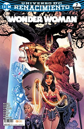 Wonder Woman núm. 21/ 7 (Renacimiento) (Wonder Woman (Nuevo Universo DC)) por Greg Rucka