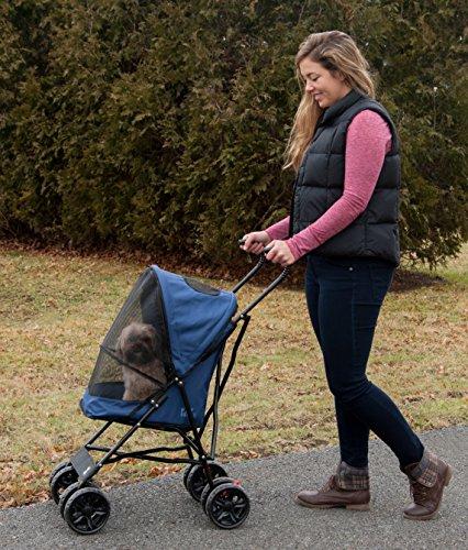 Pet Gear Travel Lite Standard Pet Stroller 6