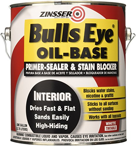 Rust-Oleum Bulls Eye Oil-Base Wall Primer-Sealer & Stain Killer