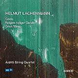 Lachenmann: String Quartets Nos. 1-3