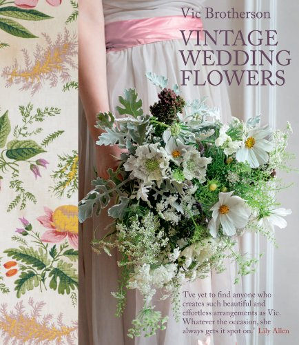 Vintage Wedding Flowers por Vic Brotherson