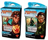 Magic the Gathering: Kaladesh Planeswalker Decks 2er-Set - englisch