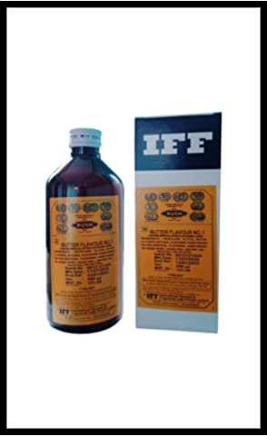 Nithi Foods   IFF, Bush Butter Flavour No. 1 Flavouring Agent   500 ML