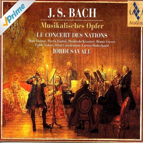 Sonata Sopr'll Soggetto Reale: Largo (Bach)