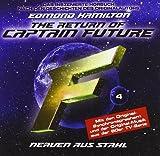 The Return of Captain Future, Folge 4: Nerven aus Stahl