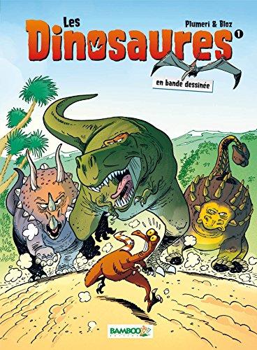 Les Dinosaures en BD - tome 1