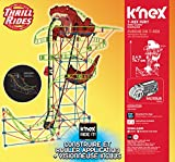 K'Nex 27152 Thrill Rides, T-Rex Fury Roller Coaster Building Set, Ages 9+ Virtual Reality Construction Toy, 478 Pieces