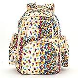 Wickeltasche Rucksack große Umhängetasche Multifunktions Mutter Tasche große Kapazität Mutter und Kind aus Rucksack, a
