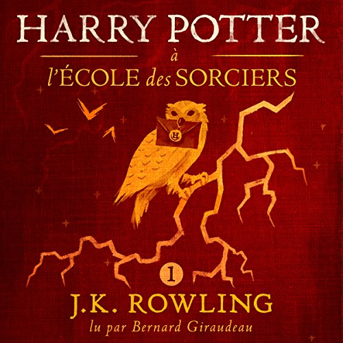 Harry Potter à l'École des Sorciers (Harry Potter 1) par J.K. Rowling