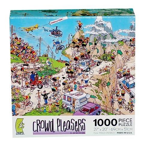 Ceaco Crowd Pleasers- Tour de France by Ceaco