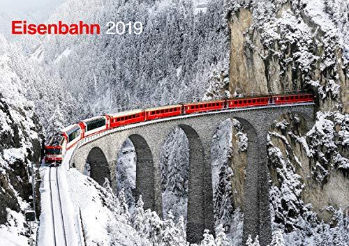Eisenbahn 2019 Der Eisenbahnkalender
