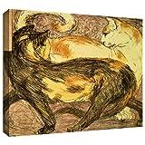 ARTWall Kunstdruck auf Leinwand Franz Marc