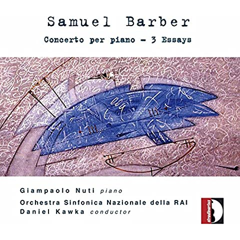 Barber: Piano Concerto & 3