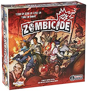 Zombicide Board Game (B0092GHPSI) | Amazon Products