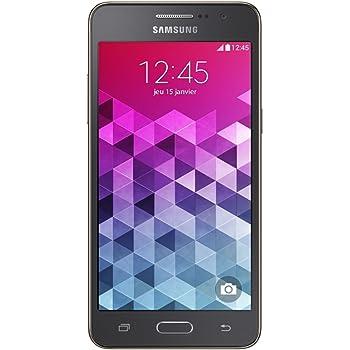 Samsung Galaxy Grand Prime G530F Smartphone débloqué (Ecran: 5 pouces - 8 Go) Gris (import Europe)