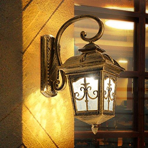 AMOS En plein air Européenne étanche mur lampe allée jardin villa porte patio extérieur balcon extérieur vintage lampes