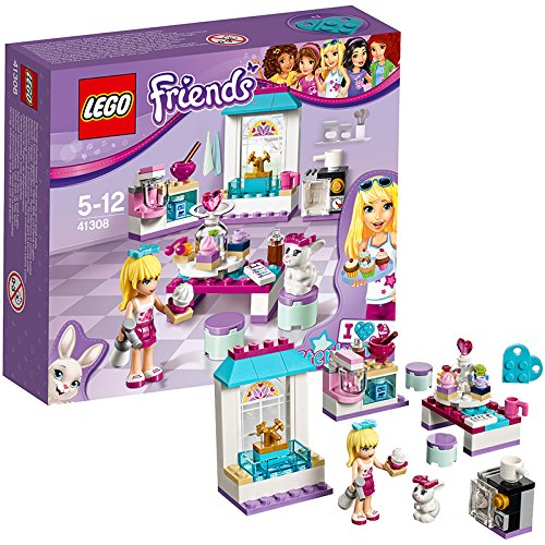 Lego - 41308 - LEGO Friends - I dolcetti dell'amicizia di Stephanie