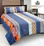 Home Castle Premium Designer 100 TC Poly...