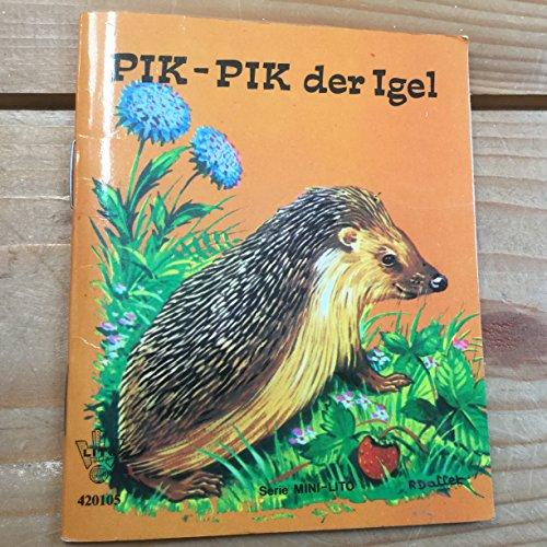 PIK - PIK der Igel Mini-Lito 050 Nr. 42105