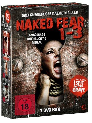 Naked Fear 1-3 - Drei gnadenlose Rachethriller in einer Box (3 DVDs) (Hostel Dvd)