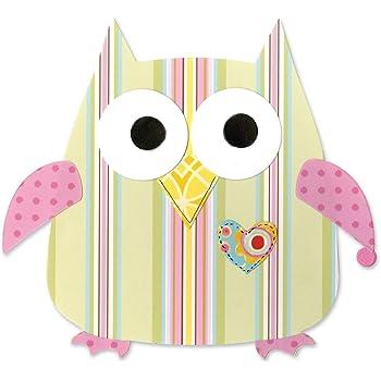 """Cottagecutz Die-little Owl 1.1/""""x1.1/"""""""