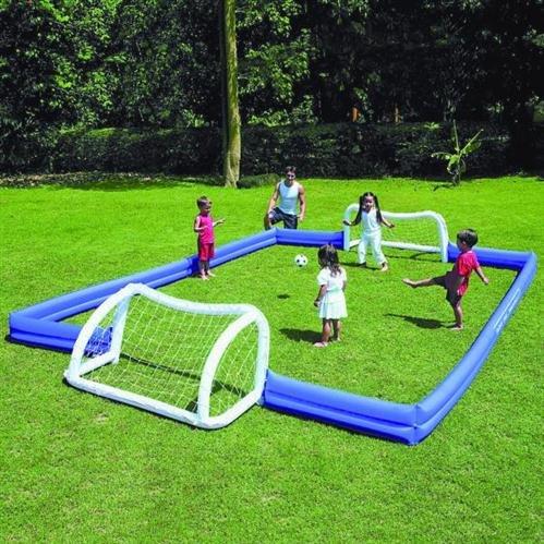 Terrain De Football Gonflable 620x366x71