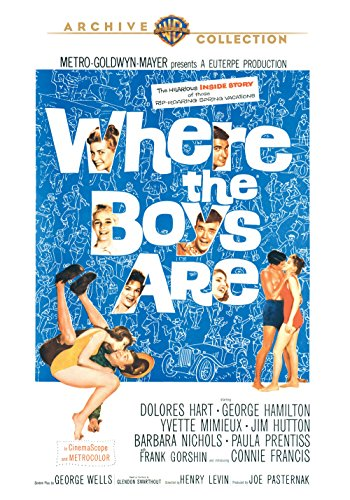 Where The Boys Are [DVD] [Region 1] [NTSC] [US Import]