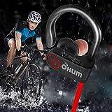 Sencer In Ear Bluetooth Headphones with Mic (Black)
