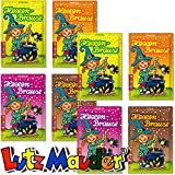 8 x * HEXEN BRAUSE * ┃ Mitgebsel Mira Mistelzweig Kindergeburtstag ┃ Süßigkeiten mit 4 Geschmäcker ┃ Hersteller aus Deutschland ┃ Kinder lieben diese Brause