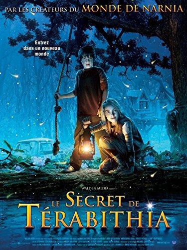 Das Geheimnis Térabithia 40 x 56 cm, Cinema