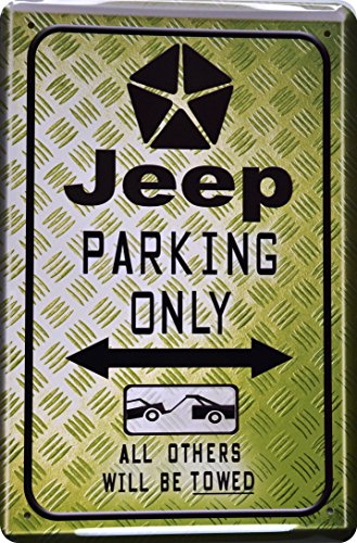 plaque-de-jeep-parking-only-20x-30tle-metal-sign-xp72