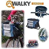 Walky Korb Pet Dog Fahrradkorb & Transportbox Click Auslösung bis 6,8kg