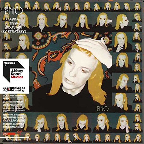 Taking Tiger Mountain (By Strategy) (VINYL) - Brian Eno - 2017