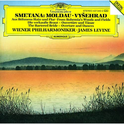 Smetana: The Moldau; Overture and Dances from The Bartered Bride