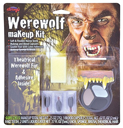 Werewolf Make Up Kit.