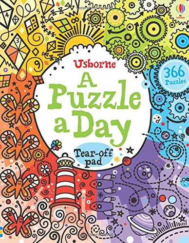 A Puzzle a Day (Tear-off Pads) por Phillip Clarke