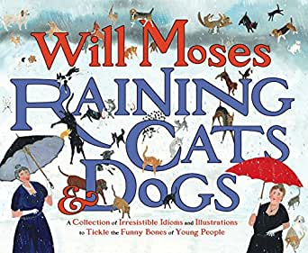 It's raining cats and dogs* | Eleonore Bridge