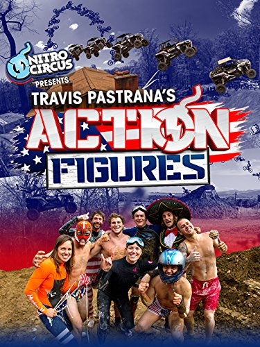 Action Figures: Nitro Circus (Clean Version) Cover