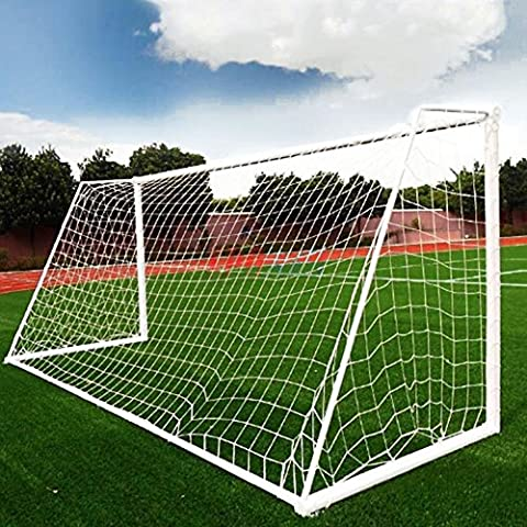 Replacement Soccer Goal Net 24x8 FT for Backyard Outdoor Football Training (Net Only)